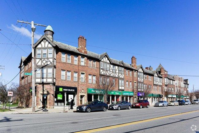 Taylor Tudor Apartments